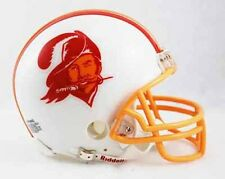 NFL American Football Tampa Bay Buccaneers 76-96 Riddell THROWBACK MINI HELMET