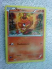 Carte pokémon flamajou 15/99 commune serie destinée futures