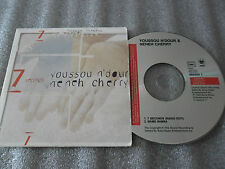 CD-YOUSSOU N'DOUR-NENEH CHERRY-7 SECONDS-MAME BAMBA-GUIDE-(CD SINGLE)94-2TRACK