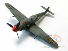 Forces aériennes couteau schmitt BF 109 46 avion 33 terminé modèle scale environ 1:72