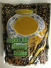 Gold Choice - Instant Tongkat Ali Ginseng Coffee - 5 Bags x 20 Pack