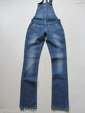 Levi's® Latzhose Latz Jeans Hose Gr. S, W 28/L 34 skinny fit Latzjeans RARITÄT !