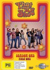 That 70's Show : Season 1 : Part 1 (DVD, 2005, 2-Disc Set)
