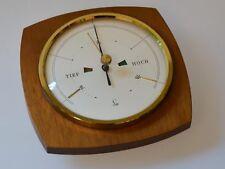 vintage Barometer von Lufft mit Farbwechsel 60er Jahre