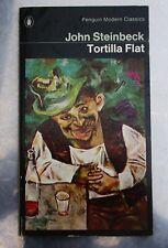 John Steinbeck TORTILLA FLAT Penguin 1973 Vintage pb