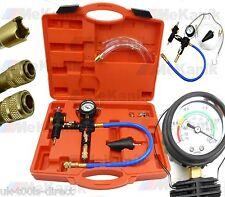 Purge & Refill Tool Kit Universal Radiator Vacuum Cooling Pump System No Bleedin