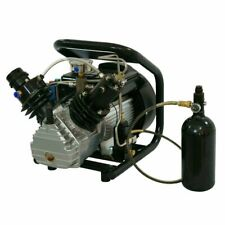 110v 30MPa Portable 4500psi High Pressure Air Compressor  for PCP Paintball Tank