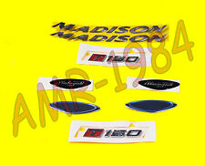 SET DECALS ORIGINAL MALAGUTI MADISON 150T YEAR 1999/2001 CODE 18132400