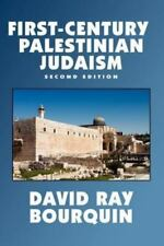 Studies in Judaica and the Holocaust: First Century Palestinian Judaism : An.
