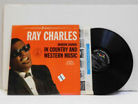 Ray Charles stereo LP Modern Sounds In Country And Western Music on ABC