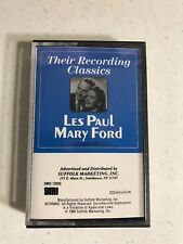 "Les Paul & Mary Ford ""Their Recording Classics"" Cassette Tape"