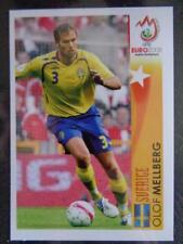 Panini Euro 2008 - Olof Mellberg - Sverige In Action #477