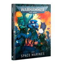 Games Workshop Warhammer 40k Codex: Space Marines (48-01)
