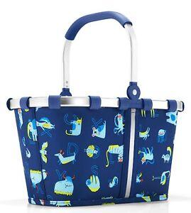 reisenthel carrybag XS kids Einkaufskorb Kinderkorb abc friends blue IA4066
