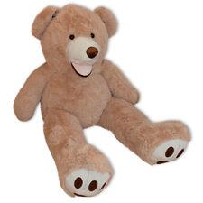 XXL Teddybär Riesen Teddy Plüsch Bär Plüschbär Kuscheltier 160cm Kuschelbär