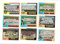 TEXAS RANGERS 1975 TOPPS 'MINI' BASEBALL CARD~~!!