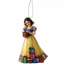 Disney Traditions Snow White & Seven Dwarfs Hanging Ornament Set New & Boxed