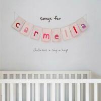 Christina Perri - Songs for Carmella:Lullabies & Sing-a-Longs CD NEU OVP