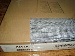 IKEA COVER for KIVIK Chaise ISUNDA GRAY Chaise Slipcover 002.750.61 - NEW sealed