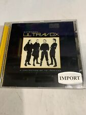 Ultravox - Extended (1998) CD Compilation