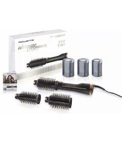 Rowenta Ultimate Experience Cf9620 Brush Shaper Professional pro Keratin AA