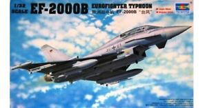 Trumpeter 02279 1:32nd scale EF-2000B Eurofighter Typhoon