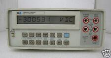 Agilenthp 3468a 5 12 Digit Digital Multimeter