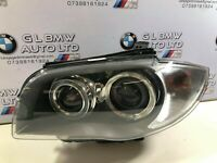 BMW 1 SERIES E81 E82 E87 E88 BI-XENON LEFT SIDE HEADLIGHT OEM 044285