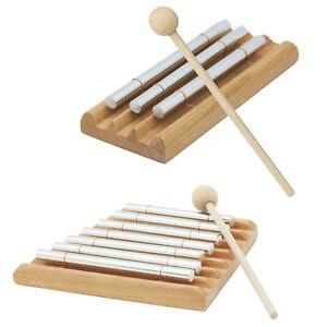 Woodstock ZENERGY 3&7 TRIO SOLO Percussion Instrument Meditation Chime Zen