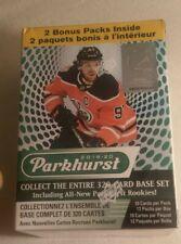 (1) ~ 2019-20 Upper Deck Parkhurst Hockey Blaster Box New SEALED Sealed Hockey