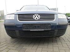 Stoßstange vorne VW Passat 3BG maritimblau LA5E Stoßfänger blau