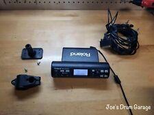 Roland TD-4 V-Drum Sound Module Brain w/Mount, Clamp, & Wiring Harness - H4A4016