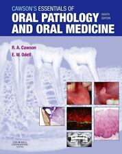 Cawson's Essentials of Oral Pathology and Oral Medicine-ExLibrary