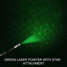 GREEN LASER STAR MATRIX PEN / POINTER - For Ghost Hunting Cameras & Camcorders