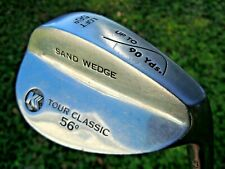 Knight Tour Classic 56º Sand Wedge Up to 90 Yds. Steel Shaft Golf Club