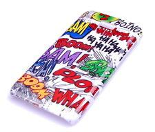 Hülle f Motorola Razr i XT890 Schutzhülle Tasche Case Cover Etui Emoticons Comic