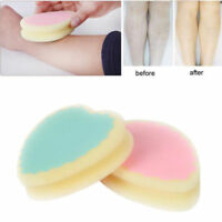 Unisex Magic Painless Hair Removal Depilation Sponge Pad Save Way Of Remove Hair