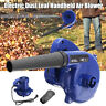 2 in 1  Electric Handheld Air Blower Cleaner Duster Dust Blower Tool