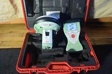 Leica GPS Model GS15 with Data Collector Model CS15