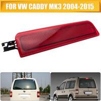 For VW Caddy 2003-2014 Third 3rd Centre Center High Level Rear Brake Light Lamp