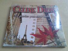 CELINE DION Ne Partez Pas Sans Moi Pop/Franz. Musik CD 21 Tracks! NEU+foliert!!!