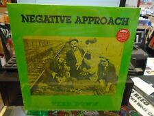 Negative Approach Tied Down LP NEW vinyl + digital download [Hardcore Punk]