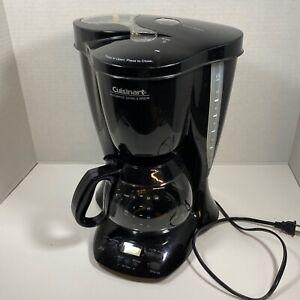 Cuisinart DGB-300BK Automatic Grind & Brew Coffee Maker 10 Cups Black Grinder