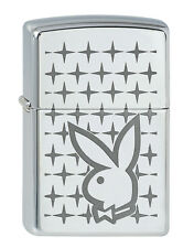 Zippo Lighter ● Playboy Diamonds Bunny High Polished ● 2000381 ● New OVP ● A471