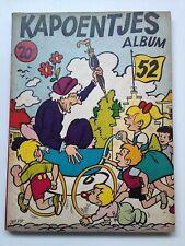 Kapoentje album 052 - Sleen- Jef Nys - Buth - Rik + Ridder Reinhart - 1961