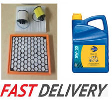 Vauxhall Astra MK6 J 2.0 CDTI Air Huile Diesel Cabine Filtre Huile Moteur Service Kit