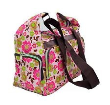 tattopani multicolor Bandolera Con Colorido Floral patterns- (bag-w-ww-13)
