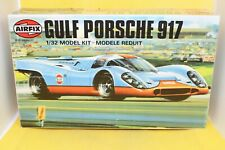 Airfix 1.32 Gulf Porsche 917 Plastic Model Kit
