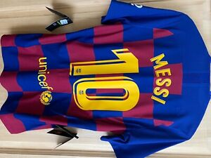 maillot Messi version player FC barcelone