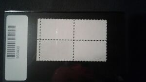 Scott #C90b 31 cent airmail block of 4 all colors omitted O.G. N.H.